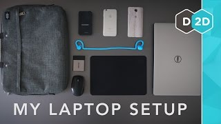 Video My Laptop Setup #1 - Dave2D MP3, 3GP, MP4, WEBM, AVI, FLV Juli 2018