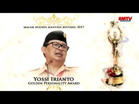Cita-Cita Yossi Irianto Untuk Bandung