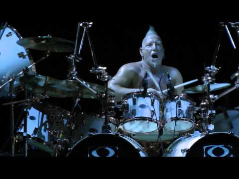mike terrana - baltic drum battle