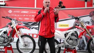 8. Honda reveals 2014 CRF250R - explains new specification