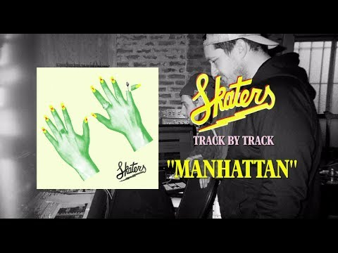 SKATERS - Deadbolt [Track By Track Commentary]