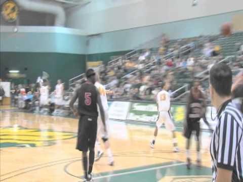 An assortment of dunks from Jason Adams ... Special thanks to Andy Searcy of KODE-TV