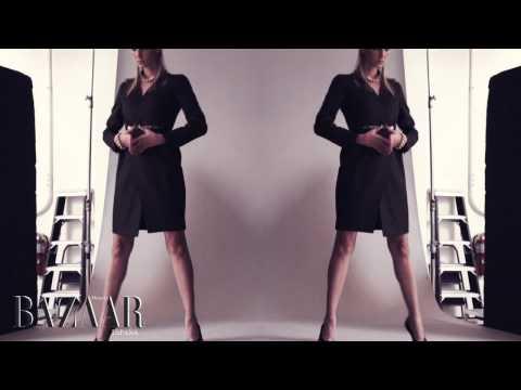 Harper's Bazaar Shoot