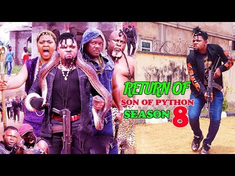 RETURN OF SON OF PYTHON SEASON 8- NIGERIAN MOVIES 2020 LATEST FULL  MOVIES