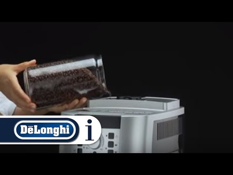 How to use Coffee Beans in your De'Longhi Magnifica S ECAM 22.110 Coffee Machine