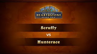 Scruffy vs Hunterace, game 1