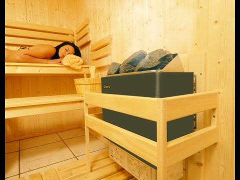 Cabinas de sauna Oceanic (Español)