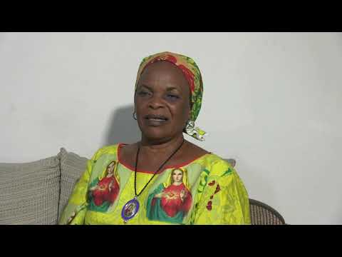 COTE D'IVOIRE: ACT.2 Information sur l'organisation  de madame IRRIE Lou Irié Colette