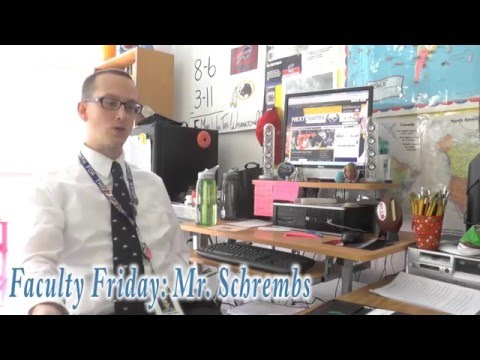 The Nysmith School: Faculty Friday – Mr. Schrembs
