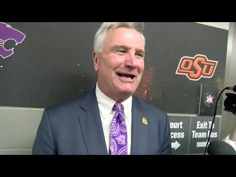 B12 Tournament: Bruce Weber After K-State vs TCU