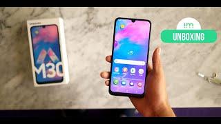 Samsung Galaxy M30 | Unboxing en español
