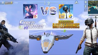 CYBER HUNTER A NEW BATTLEGROUND MOBILE GAME WHO BEAT PUBG MOBILE