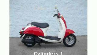 4. 2006 Honda Metropolitan Base Specification and Specs [cherirada]