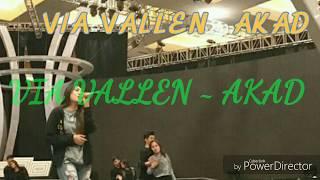 VIA VALLEN - AKAD (cover Payung Teduh)