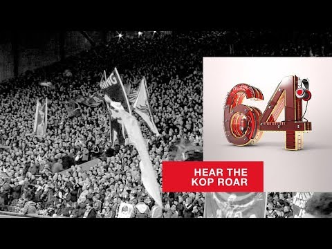 Hear The Kop Roar | Standard Chartered Celebrates The Power Of Numbers With LFC | Number 64