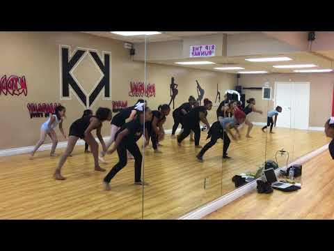 KRUSHAL KIDDZ DANCE COMPANY - AFRO FUZION WORKSHOP w/ RMHMOVEMENT