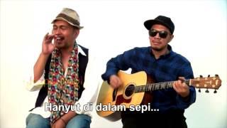 Lagu KASIH JANGAN KAU PERGI Kembali Dinyanyikan Bunga Band