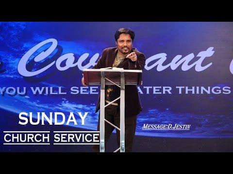 EPISODE-SS1601Sunday Church Service 21.8.2016 Message by Bro.D.Jestin (видео)