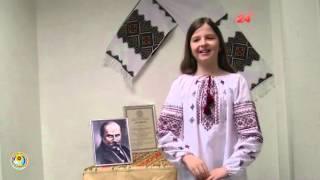 У Нідерландах діти читали вірші Шевченка [Відео]