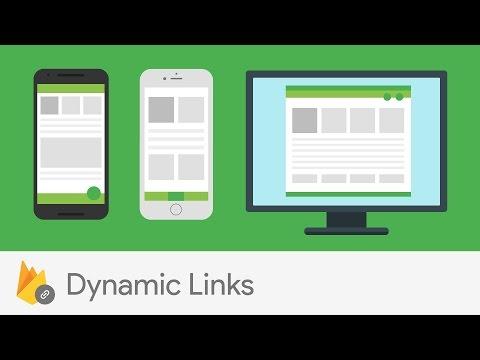7- Firebase Dynamic Links الروابط القصيرة