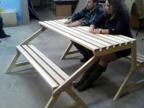 Как сделать трансформер стол своими руками