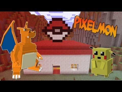 супер удочка pixelmon