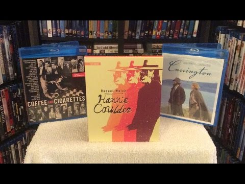 BLU RAY PICKUPS UPDATE / Coffee And Cigarettes Olive Films Releases - Nov 2016