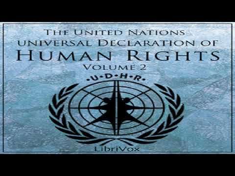 Universal Declaration of Human Rights, Volume 02 | United Nations | *Non-fiction | 2/7