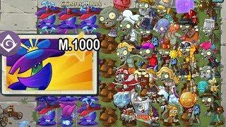 Plants vs Zombies 2 - Alv Super Siniestrosa Level 1000