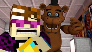 Five Nights at Freddy's In Minecraft [Animation]