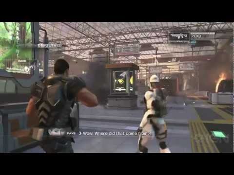 Binary Domain (Voice Over by DC Douglas)