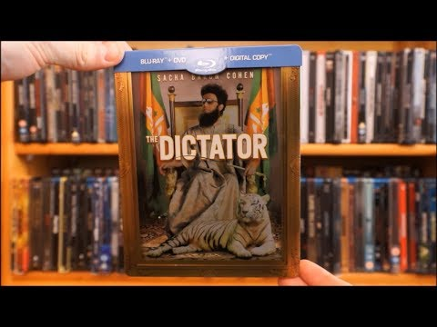 THE DICTATOR (DT Blu-ray Steelbook) / Zockis Sammelsurium Nr. 892