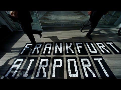 Μερική εκκένωση του αεροδρομίου της Φρανκφούρτης