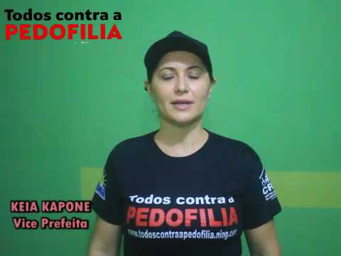 Itaporã do Tocantins contra a pedofilia