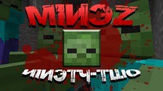 Minecraft MineZ - EP92 - Middle Of Nowhere