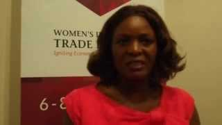 Maria Machailo-Ellis, CEO Of Botswana Chamber Of Commerce