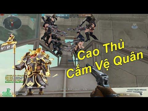 Game Show CF | Cao Thủ Cấm Vệ Quân | TQ97 - Thời lượng: 14 phút.
