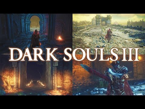 The Complete Guide To Dark Souls 3 - Farron Keep And Abyss Watchers