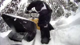 9. Tundra 550 LT 1ere ride 2013-2014