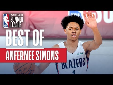 Video: Best of Anfernee Simons | MGM Resorts NBA Summer League