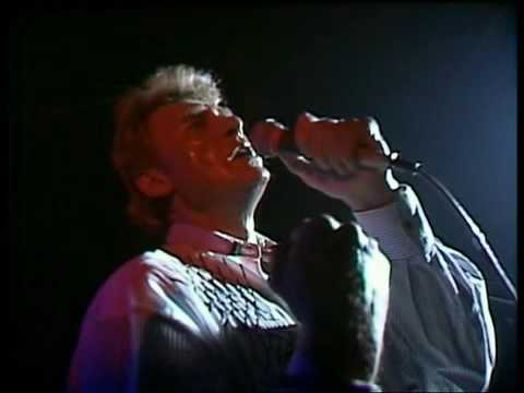 Johnny Hallyday: Que Je T'aime (live At Montreux, 1988)