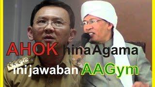 Video Harassing Ahok Islam - Aa Gym's Answer FULL MP3, 3GP, MP4, WEBM, AVI, FLV September 2019