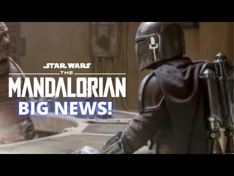 The Mandalorian Season 2 Episode 1 TITLE + LENGTH REVEALED!