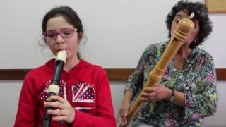 Vem Tocar Connosco - Flauta de Bisel