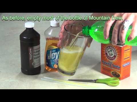 Glowing Mountain Dew (видео)