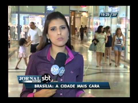 Custo de vida em Brasília é o mais alto do país