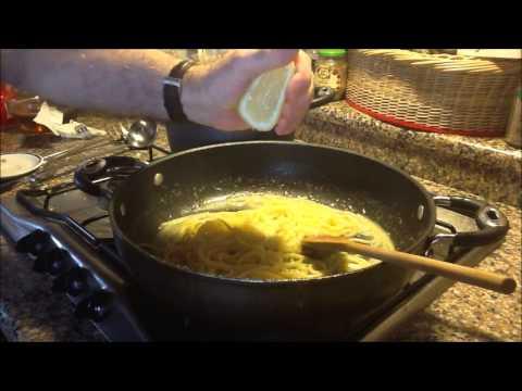 spaghetti al limone - ricetta