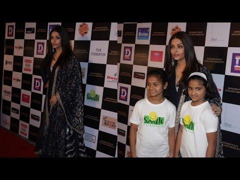 Aishwarya Rai Bachchan at Dadasaheb Phalke Award