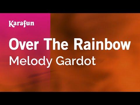 Karaoke Over The Rainbow - Melody Gardot