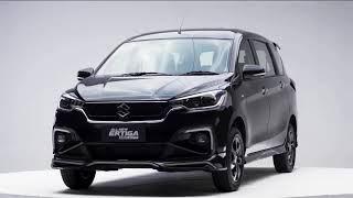 Maruti Suzuki Ertiga Sports First Looks, Changes, Prices with Launch